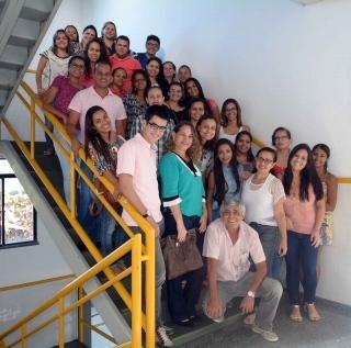 Alunos da FAMA participam de treinamento para IRPF 2017