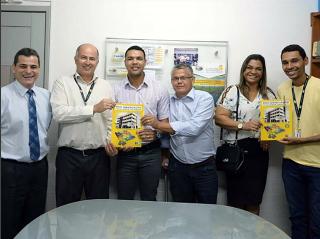 FAMA assina convênio com Associação dos Deficientes Motores de Sergipe