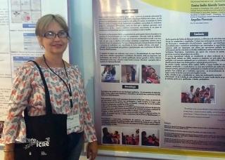 Professora da FAMA apresenta estudo em Conferência Internacional