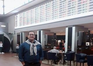 Professor da FAMA realiza visita técnica à Bolsa de Valores de SP (BOVESPA)
